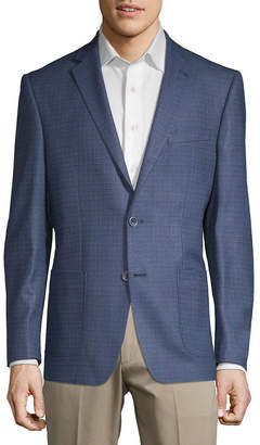Vince Camuto Textured Modern-Fit Sportcoat
