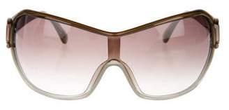 Tod's Gradient Shield Sunglasses