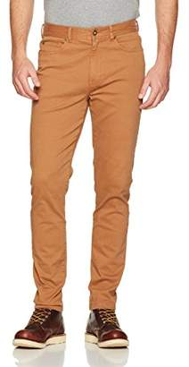 Wood Paper Company Men's Slim Fit 5 Pockets Chino Pant 34X32