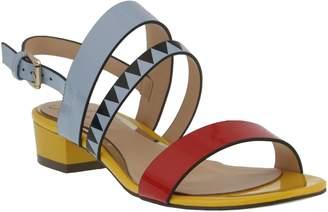 Spring Step Azura by Block Heel Sandals - Tresna