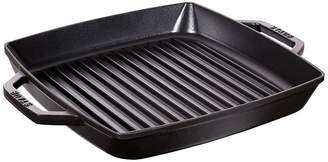 """Zwilling J.A. Henckels Ja Staub 11"""" Double Handle Square Griddle"""