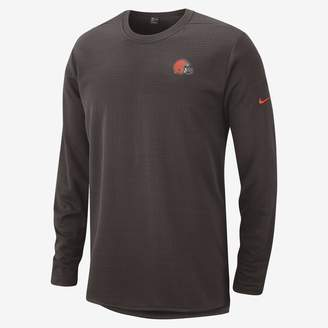 Nike Modern (NFL Browns) Men's Long Sleeve Top
