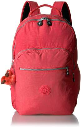 Kipling Seoul L Solid Laptop Backpack