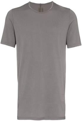 Rick Owens blue Level short sleeve cotton t shirt