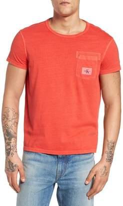 Calvin Klein Jeans Webbed Pocket T-Shirt