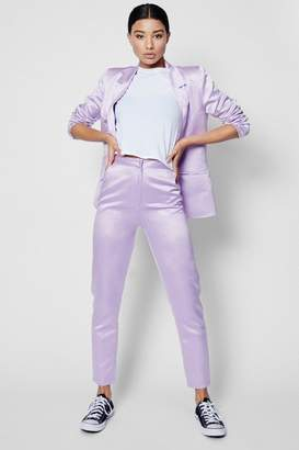 boohoo Zendaya Edit Boutique Tailored Suit Trouser
