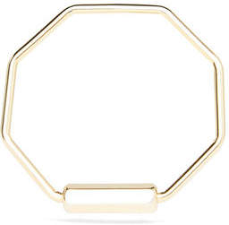 BCBGMAXAZRIA Octagonal Cuff Bracelet