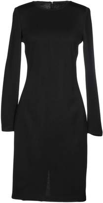 St. John CAVIAR Short dresses