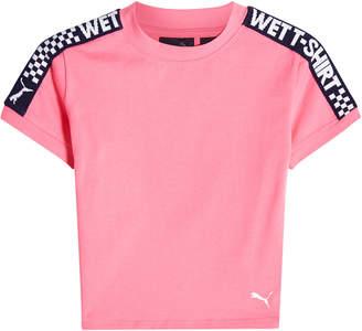 FENTY PUMA by Rihanna Cropped Cotton T-Shirt