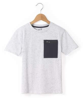 La Redoute COLLECTIONS Plain Short-Sleeved Crew Neck T-Shirt