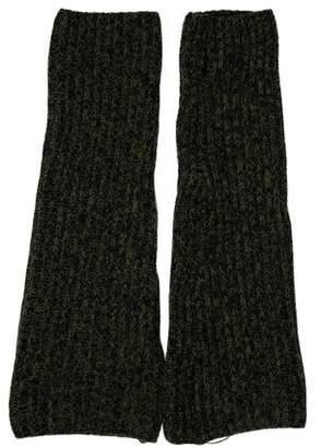 Marni Wool & Cashmere-Blend Arm Warmers w/ Tags