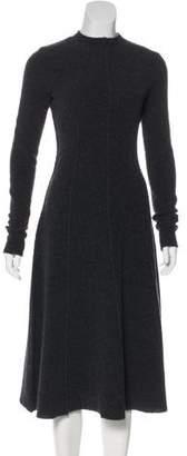 HUGO BOSS Boss by Felisana Wool Dress w/ Tags