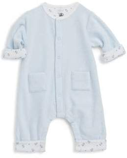 Petit Bateau Baby's Laco French Terry Romper