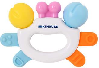 Mikihouse (ミキハウス) - ミキハウスベビー お気に入り♪歯がためクラブ【マルチカラー】