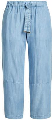 Steffen Schraut Cropped Drawstring Pants