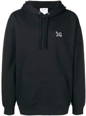 Calvin Klein Jeans Est. 1978 embroidered logo hoodie