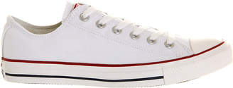 Converse low-top trainers