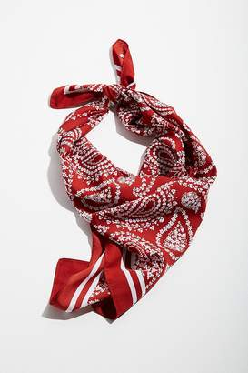 Urban Outfitters Extra-Large Silky Square Scarf