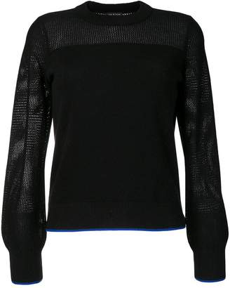 Rag & Bone round neck jumper