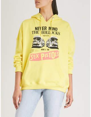 Boy London The Sex Pistols-print cotton-jersey hoody
