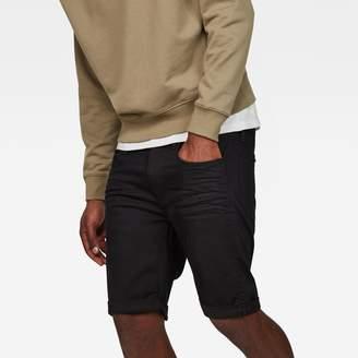 G Star 3301 Slim 1/2-Length Shorts