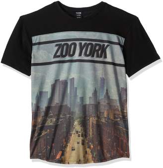 Zoo York Men's Centralized Crew Short Sleeve