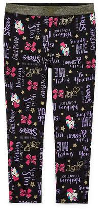 Jo-Jo JOJO JoJo Siwa Pattern Ponte Leggings - Preschool Girls