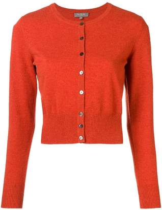 N.Peal cropped knitted cardigan