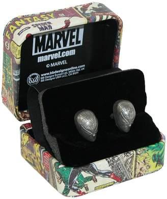 Spiderman BB Designs Marvel Comics Cufflinks
