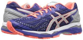 ASICS - Gel-Kayano 23 Lite-Show Women's Running Shoes $160 thestylecure.com