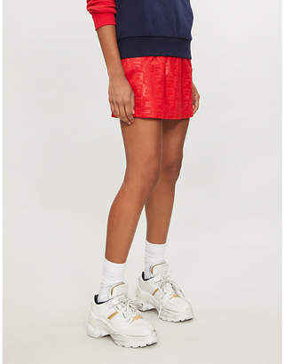 Fila Ambra embroidered logo jersey skirt