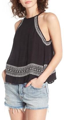 Women's Rip Curl Far Out Embroidered Top $49.50 thestylecure.com