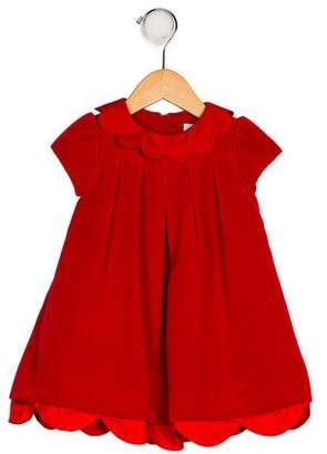 Florence Eiseman Girls' Velvet Dress