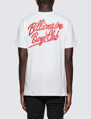 Billionaire Boys Club Neon Globe S/S T-Shirt