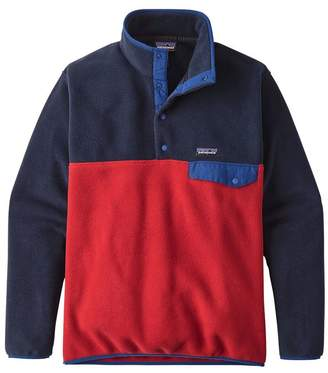 Patagonia Men's Lightweight Synchilla® Snap-T® Fleece Pullover