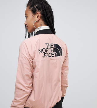 The North Face Womens Comfy Insulated Bomber in Pink