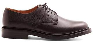 Grenson SHOES Exclusive Curt Derby in Black