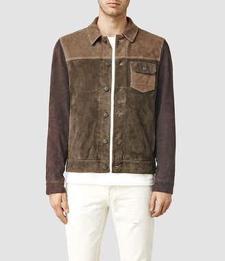 AllSaints Dakota Suede Jacket