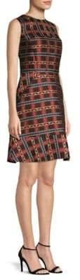 Etro Jacquard Shift Dress