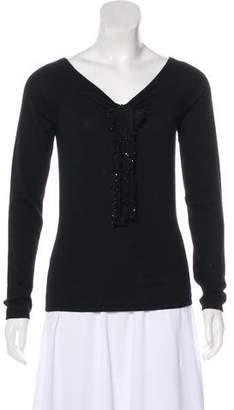 Naeem Khan Cashmere Sweater