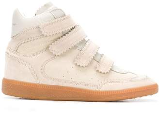Isabel Marant Bilsy high-top sneakers