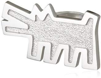 Keith Haring [キース・ヘリング イヤーカフ・片耳・ドック HRME0003 RG