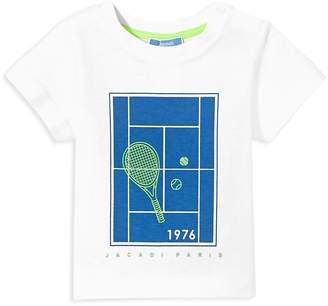 Jacadi Boys' Tennis Graphic Tee