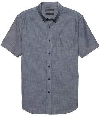 Banana Republic Slim-Fit Chambray Shirt