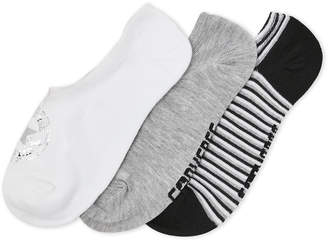 Converse 3-Pack Ultra-Low Socks