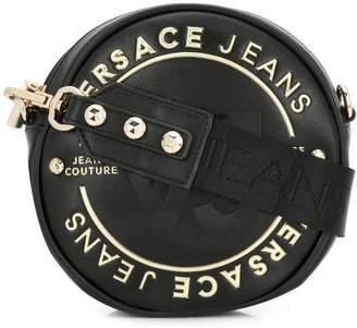 Versace round crossbody bag