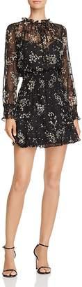 Parker Paisley Floral Dress
