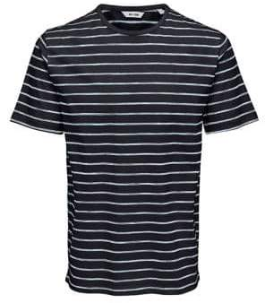 ONLY & SONS Striped Cotton Tee