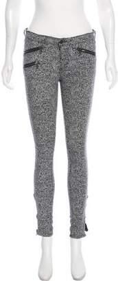 Rag & Bone Patterned Skinny Pants