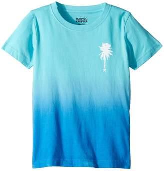 Hurley Trajectory Gradient Tee Boy's T Shirt